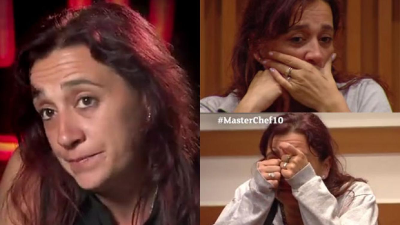 Laura, de MasterChef, se defendió de las críticas (Fotos: Capturas).