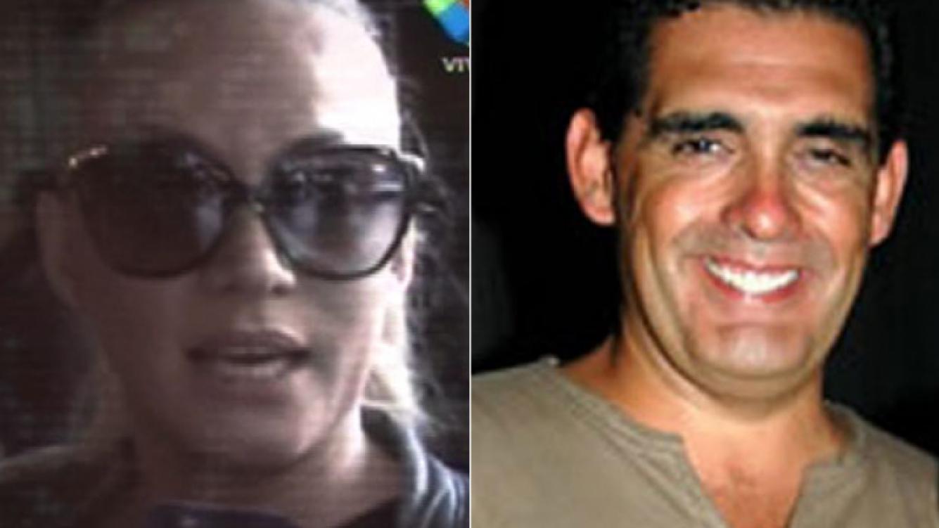 Rito y Salinas, audiencia de divorcio (Foto: TV y Web)