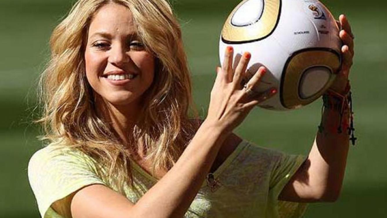 El gran dilema de Shakira: entre la Selección española y la colombiana en el Mundial Brasil 2014. (Foto: Web)