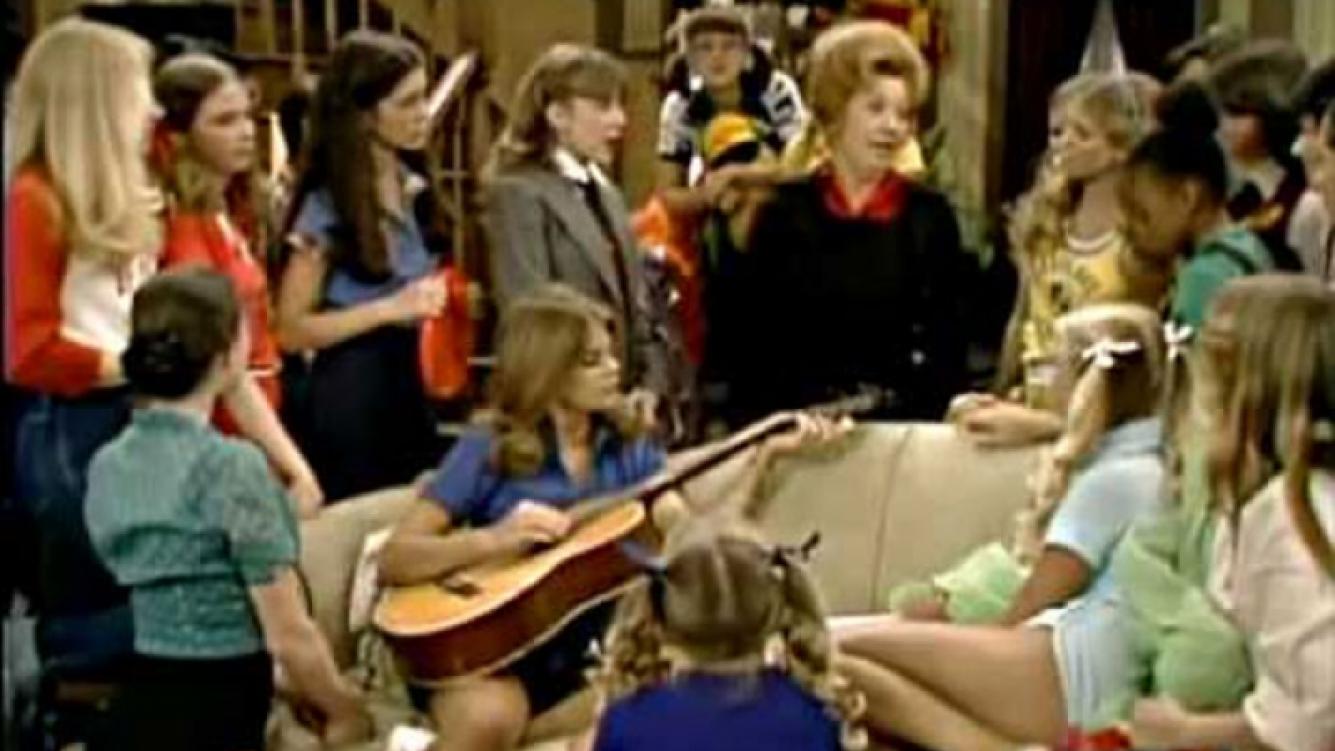 Blanco y negro: ¡mirá cómo está hoy la actriz que personificó a la entrañable Señora Garrett! (Foto: Web)