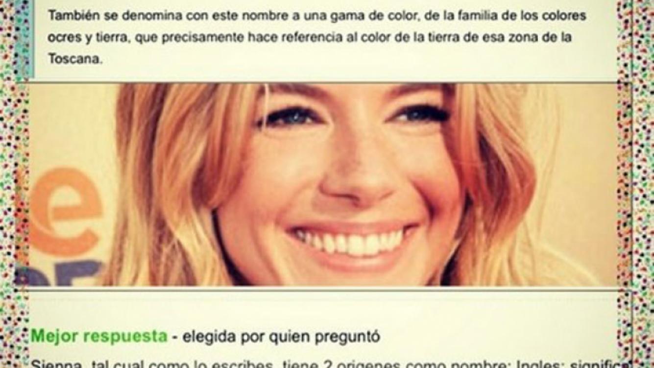 Nicole Neumann defendió la elección del nombre Sienna (Foto: Instagram).