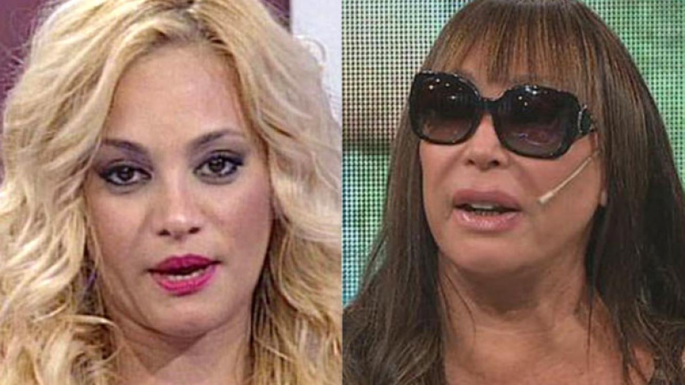 Moria Casán y María Eugenia Ritó se dijeron de todo en Twitter.