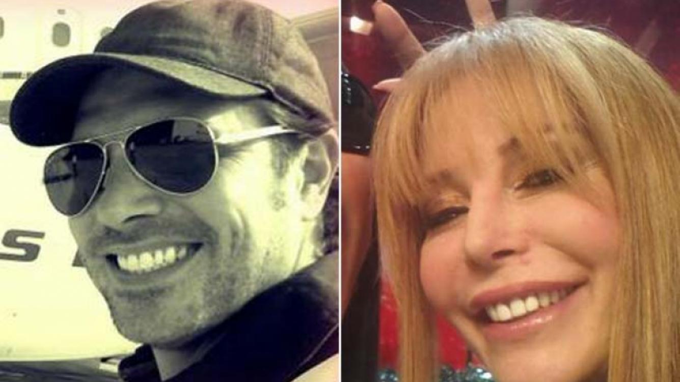 Matías Alé y Graciela Alfano, en pie de guerra. (Foto: Web)