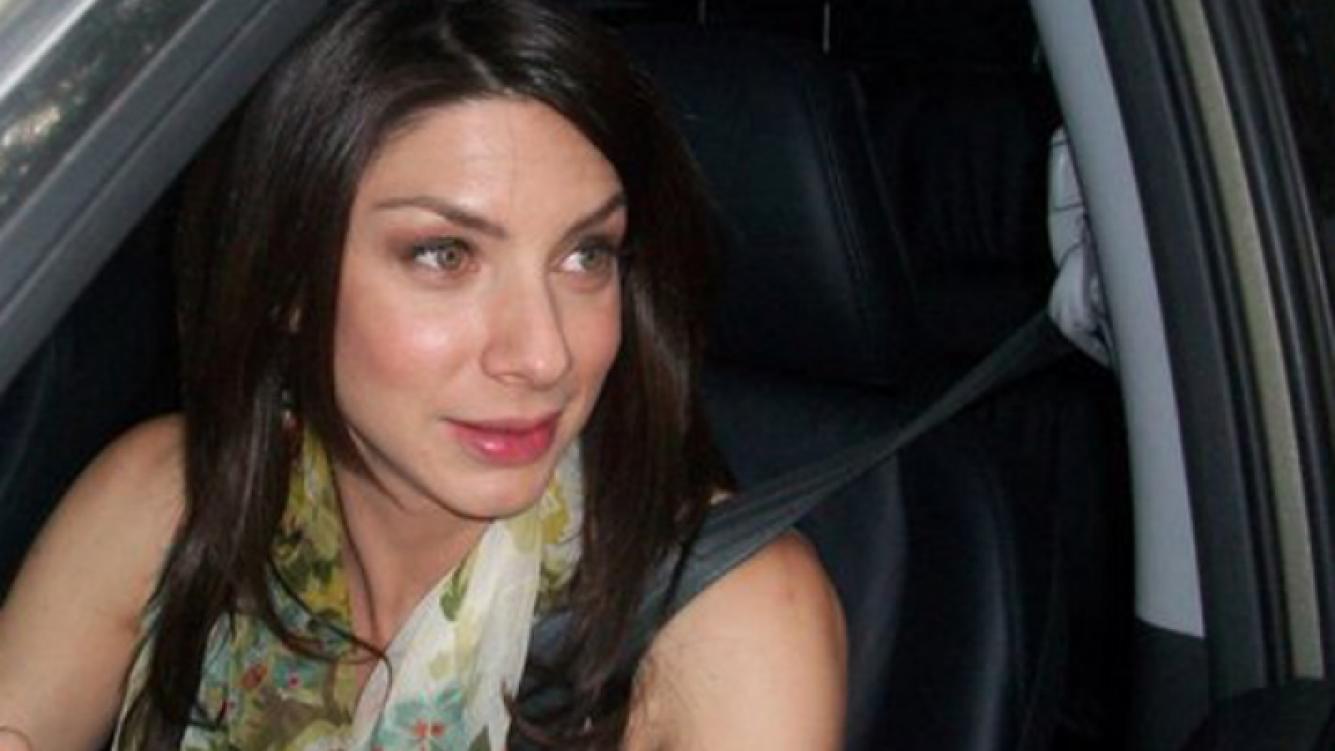 Romina Gaetani, asustada por un robo. (Foto: Web)