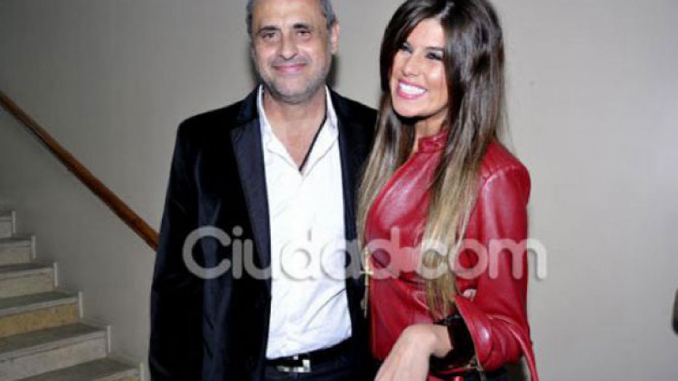 Jorge Rial y Loly Antoniale, reconciliados. (Foto: archivo Ciudad.com)