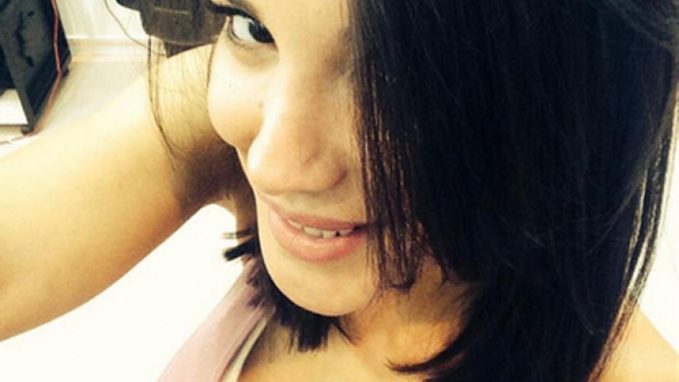 Andrea Rincón se cortó el pelo (Foto: Twitter)