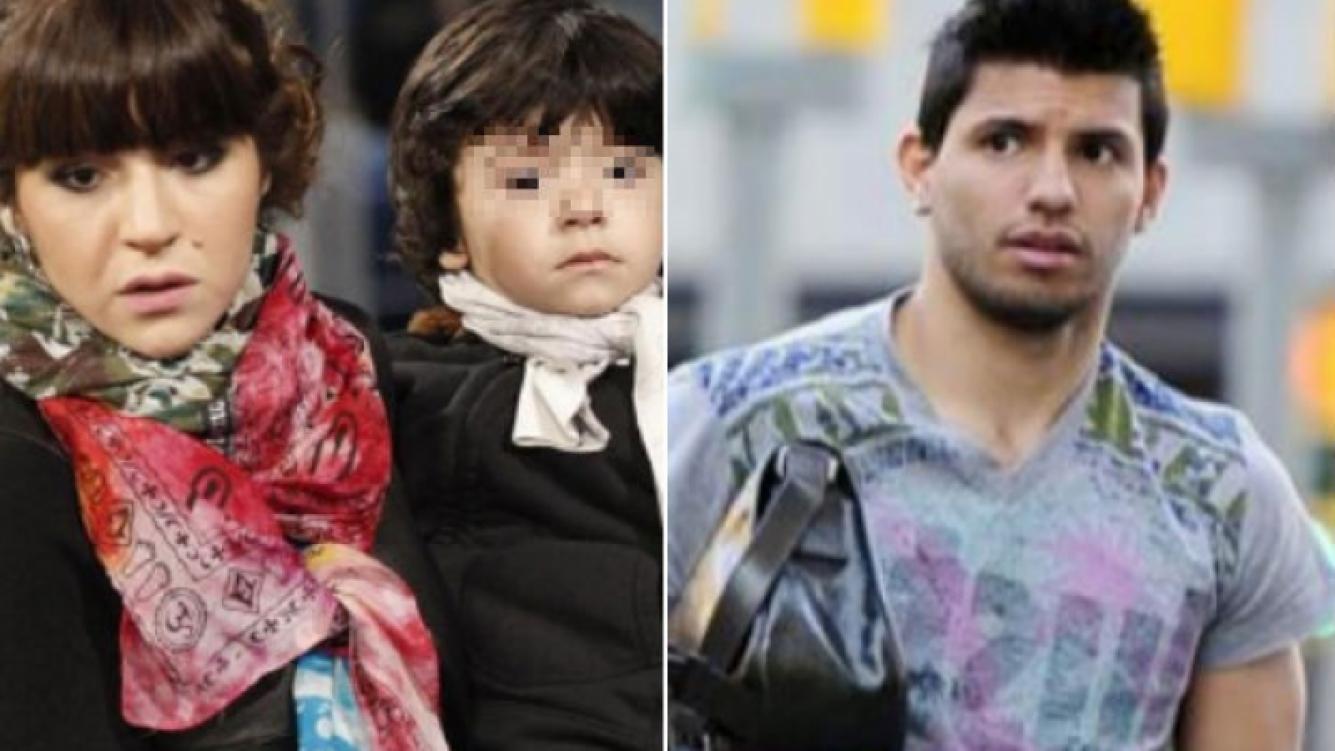 Gianinna Maradona vivió un escándalo con la hermana del Kun. (Fotos: Web)