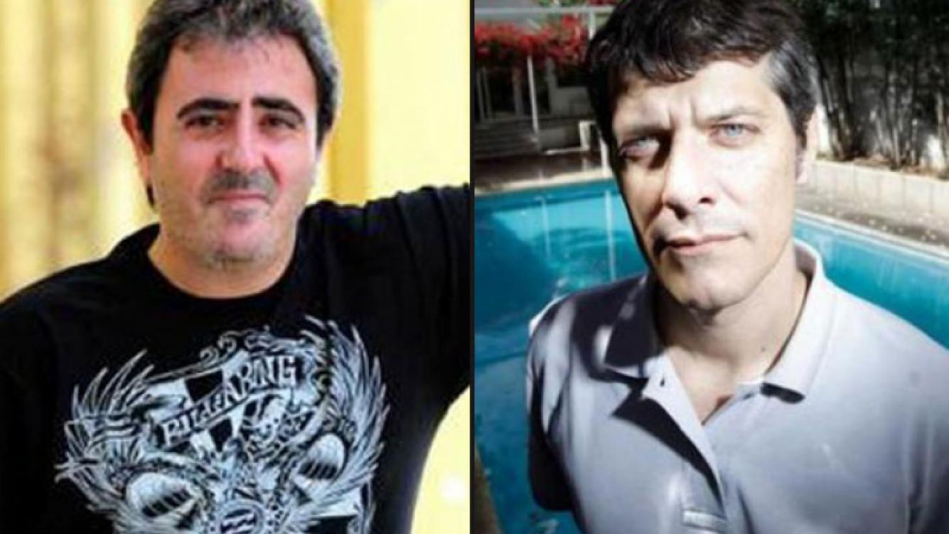 Eduardo De la Puente y Mario Pergolini. (Foto: Web)