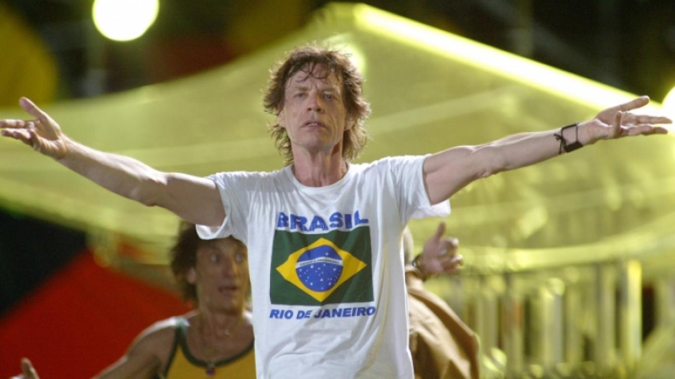 """Mick Jagger: los brasileros están aterrados por la """"maldición"""" del cantante de los Rolling Stones. (Foto: Web)"""