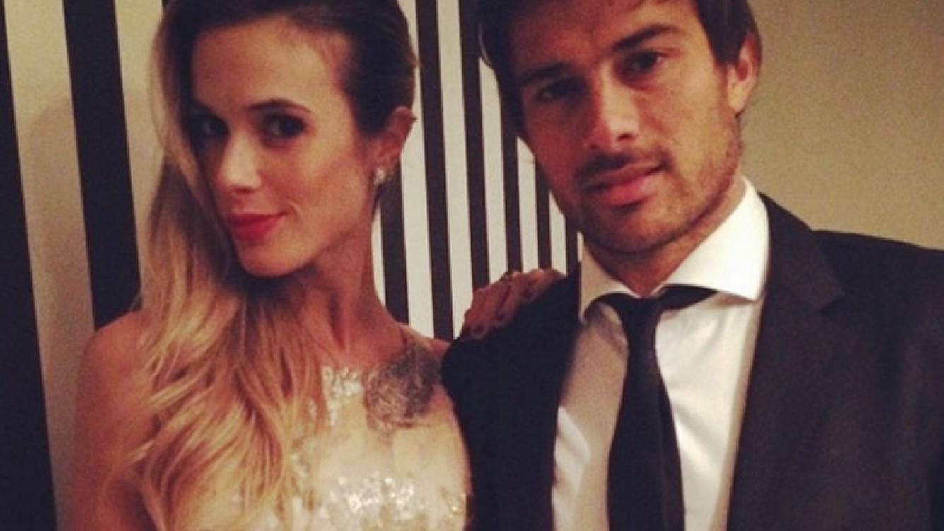 Chechu Bonelli y Darío Cvitanich se casan a fin de año (Foto: Twitter)