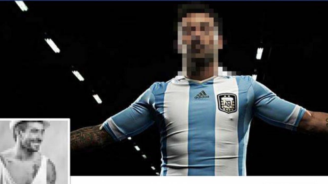 """El """"Pocho"""" Lavezzi, eje de antagonismos en Facebook. (Foto: Facebook)"""