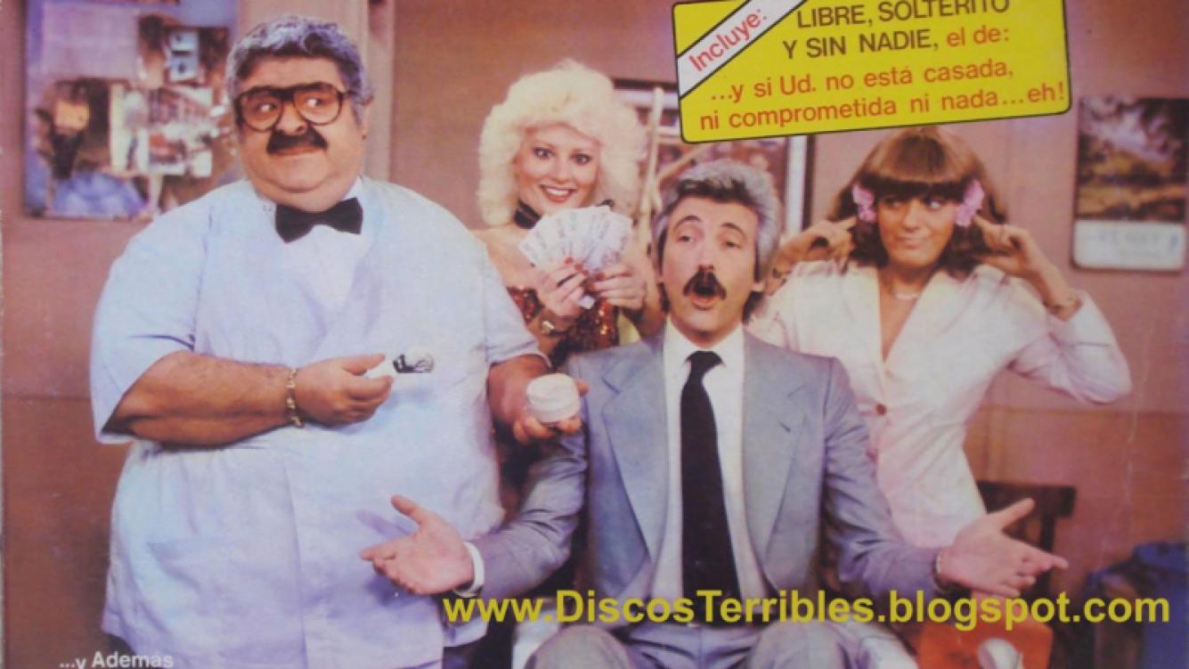 Carmen Morales y su inolvidable papel de Alelí en La Peluquería de Don Mateo (Foto: Web).