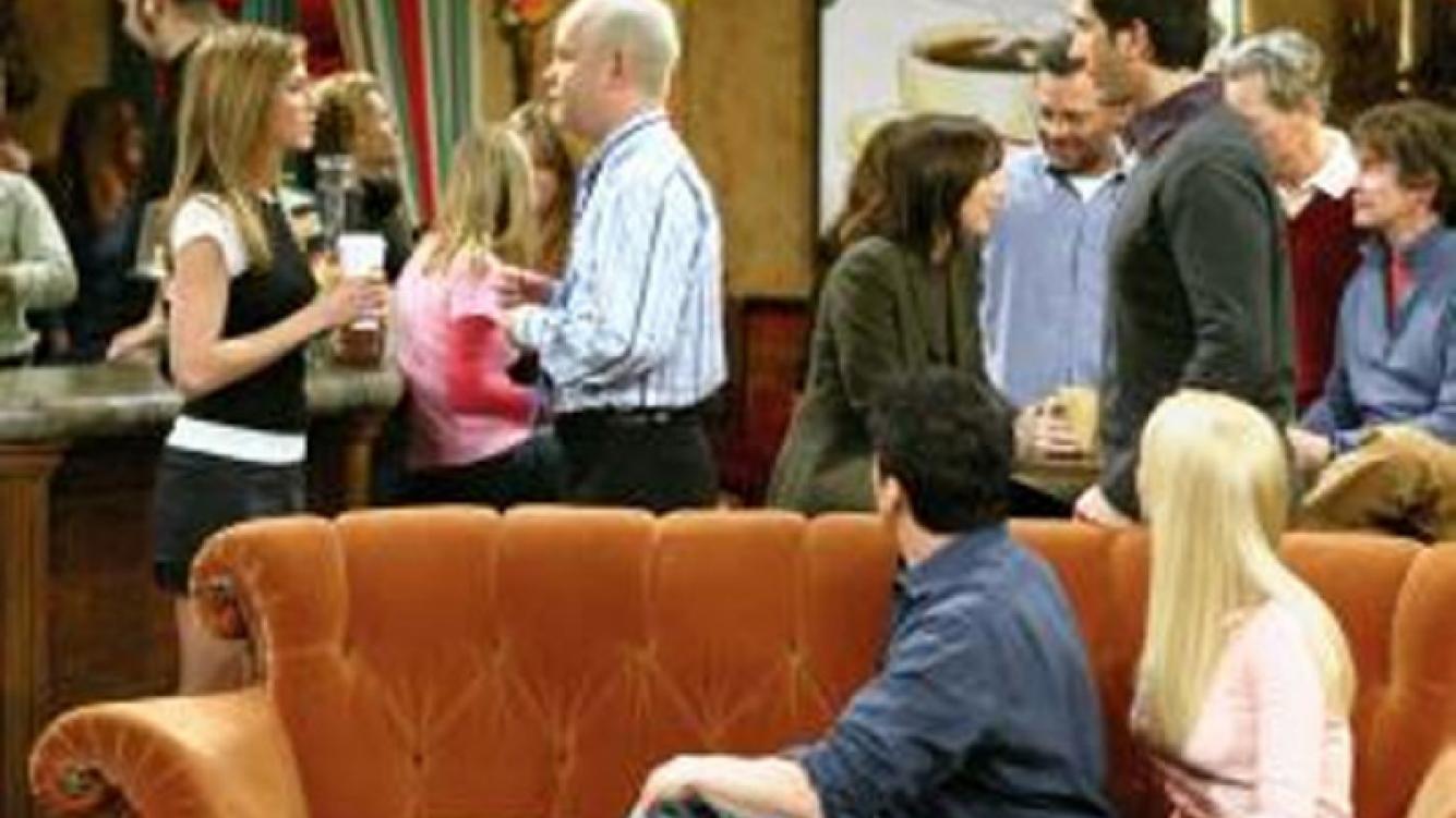 Friends: ¡Mirá cómo está hoy Gunther, el dueño de la cafetería Central Perk! (Foto: Web)