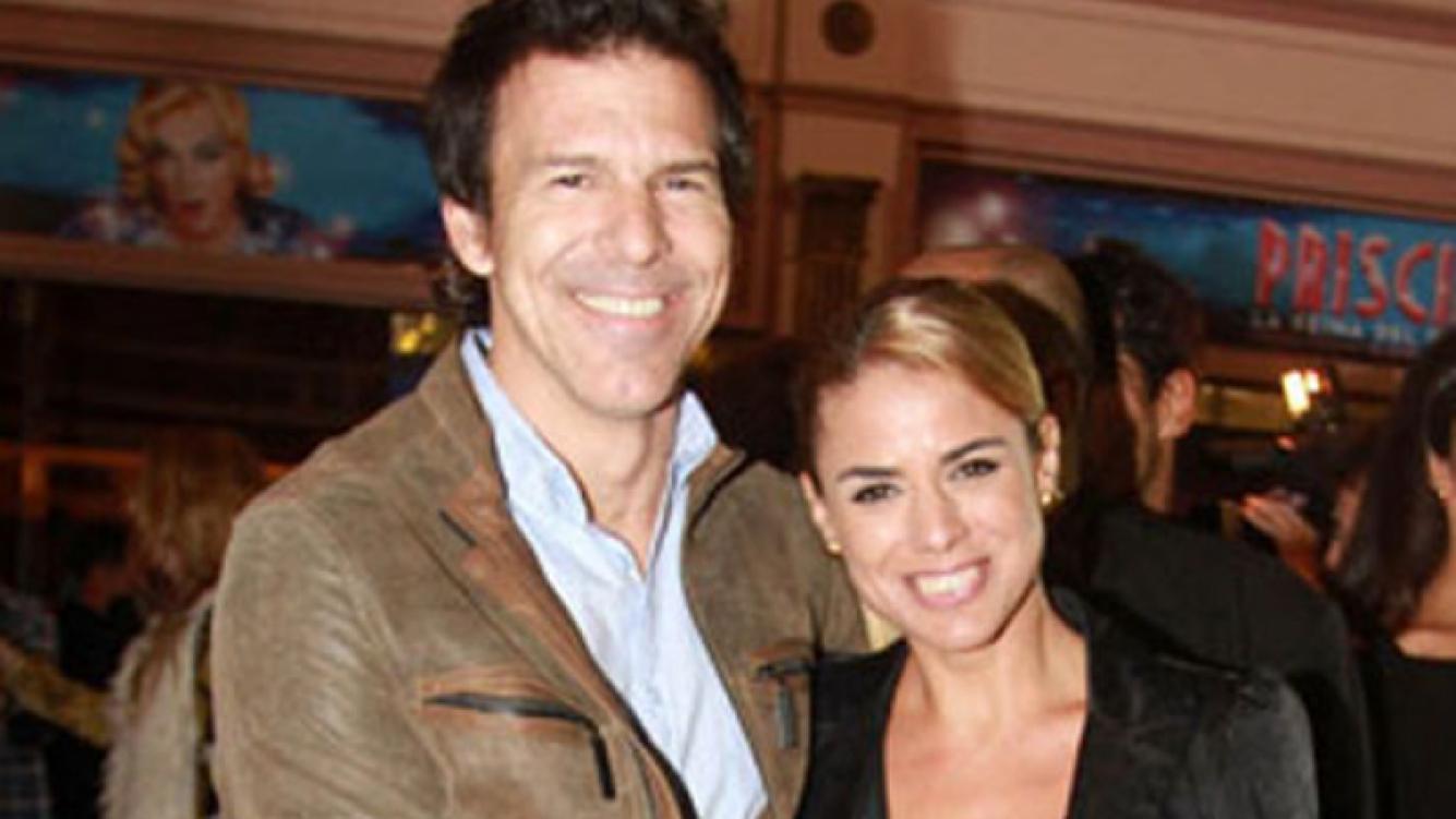 Marina Calabró y Martín Albrecht cumplieron un año de amor (Foto: Web)