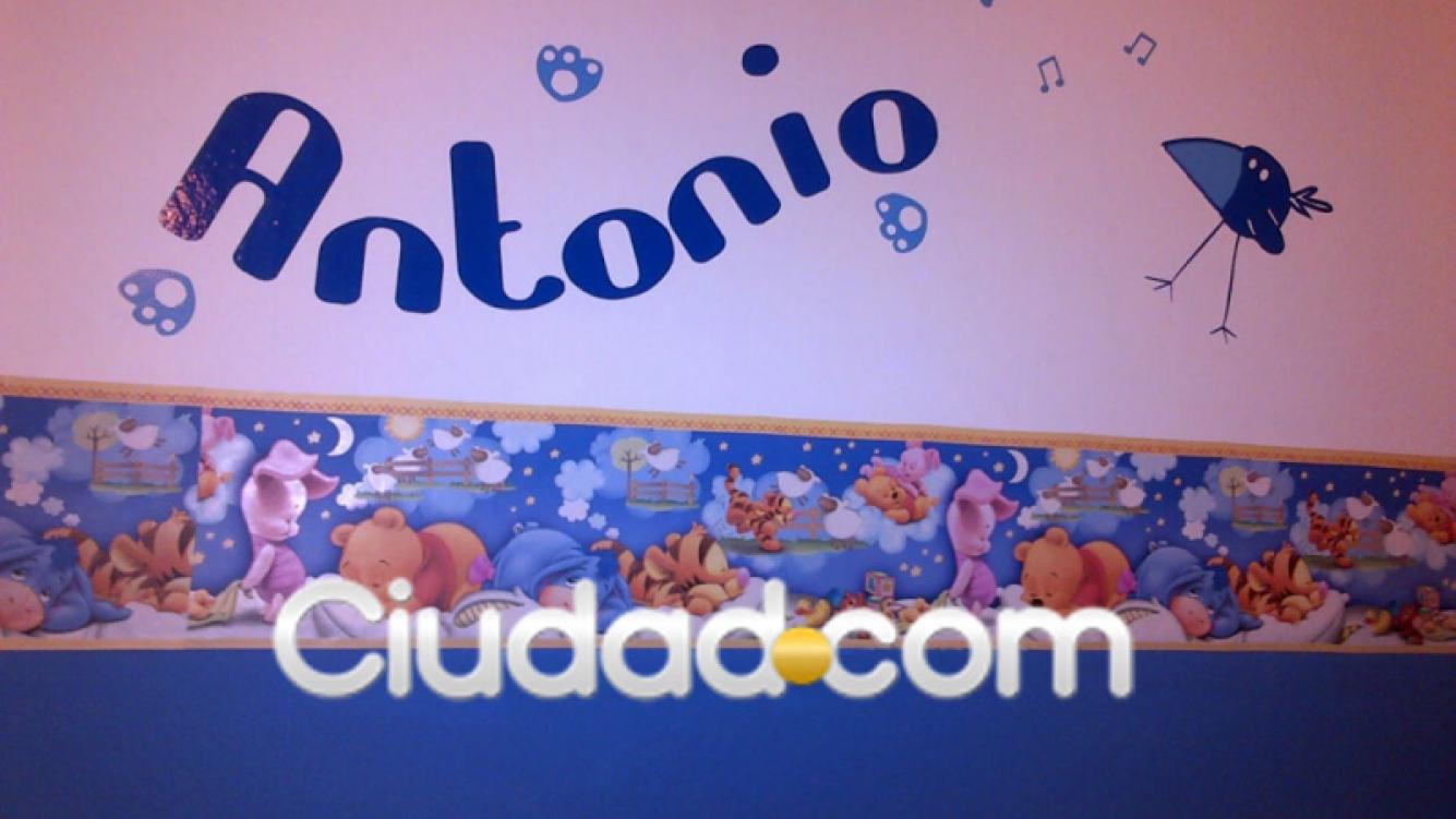 Imágenes del cuarto de Antonio Luis Ventura (Compartidas por Fabiana Liuzzi a Ciudad.com)