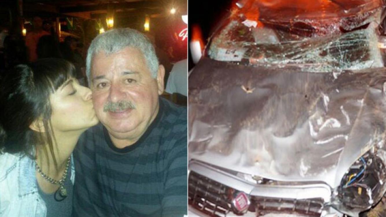 Murió la hija de Titi Fernández en un accidente automovilístico en Brasil.