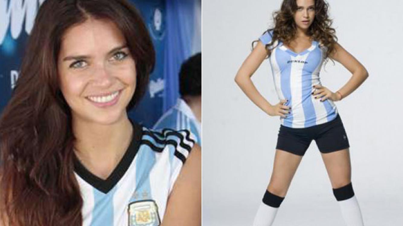 Zaira Nara y una polémica opinión sobre las mujeres y el fútbol. (Foto: archivo Web)