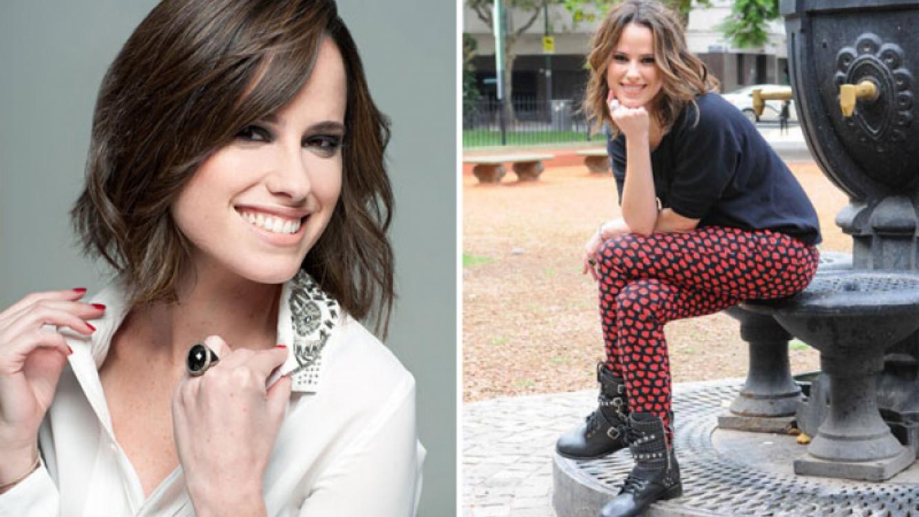 Alessandra Martin, el nuevo rostro femenino de Intrusos. (Foto: Web)