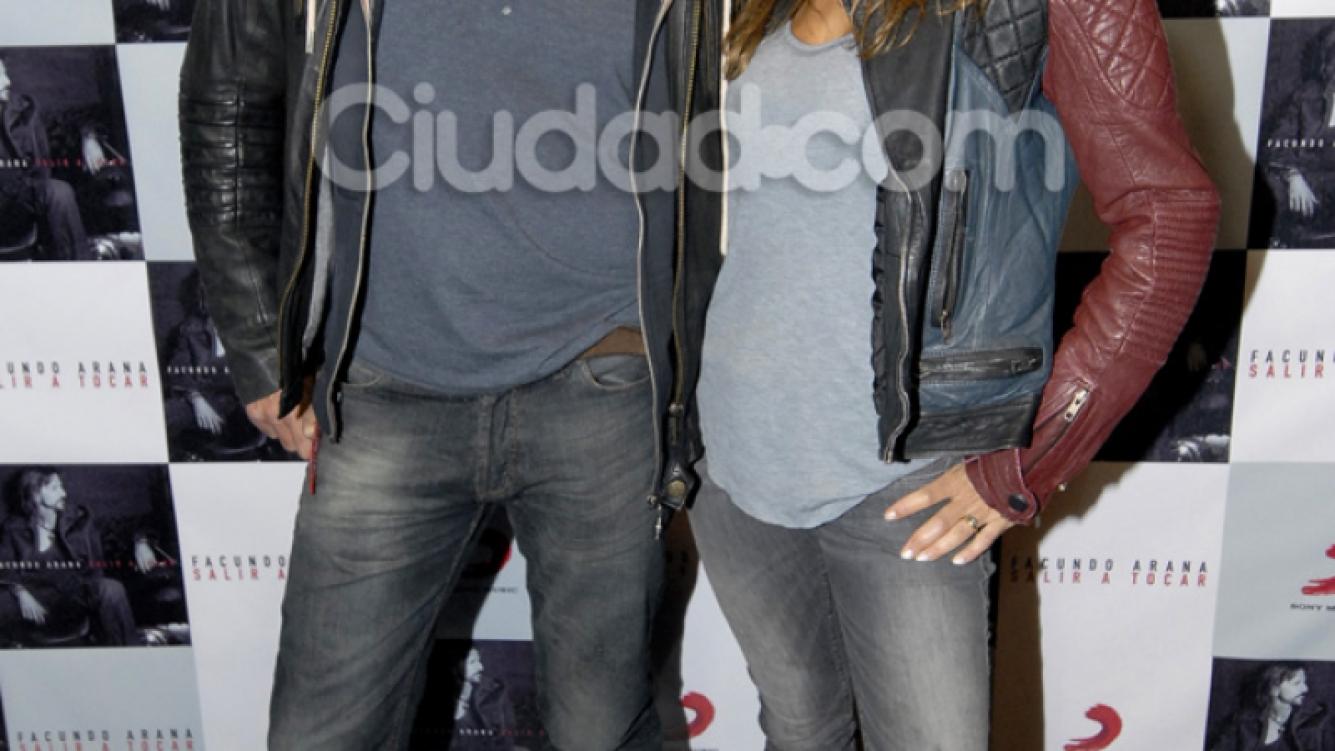María Susini, la fan número uno de Facundo Arana (Fotos: Jennifer Rubio).