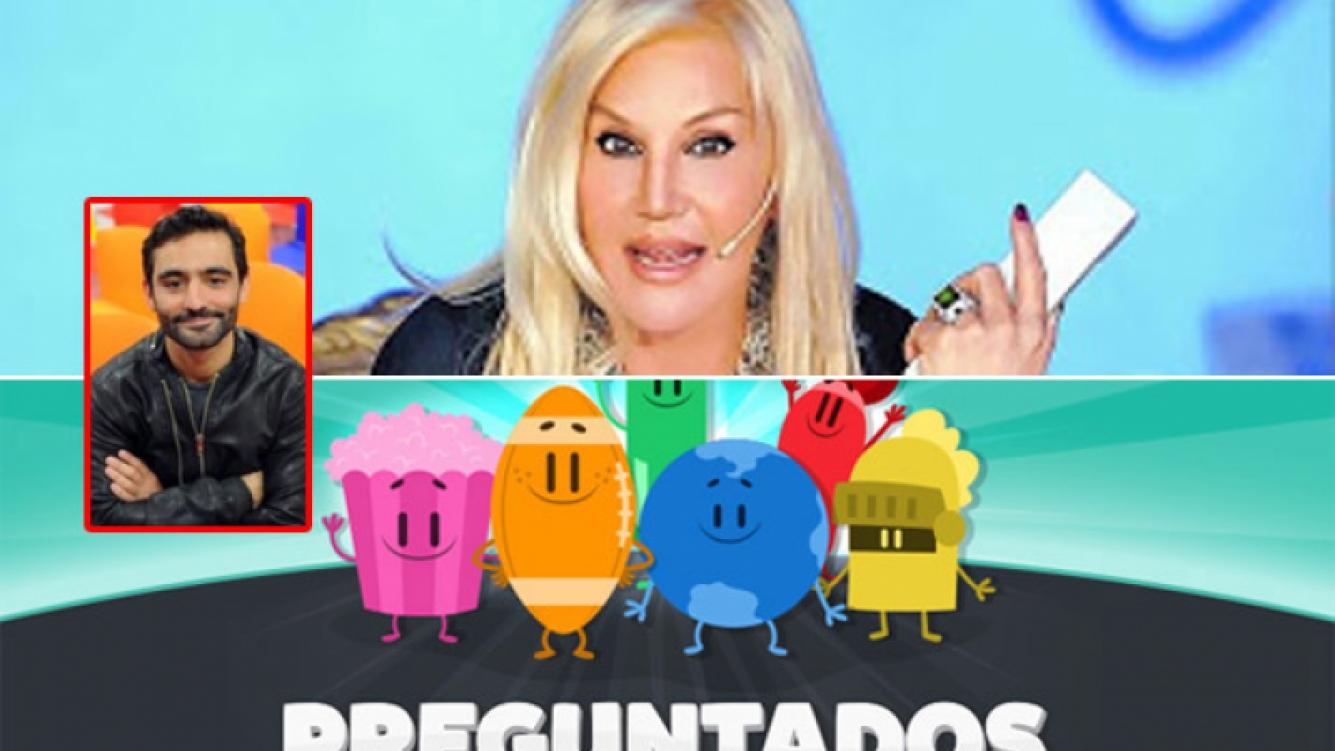 Susana Giménez tendrá el Preguntados en su programa. (Fotos: archivo Web)