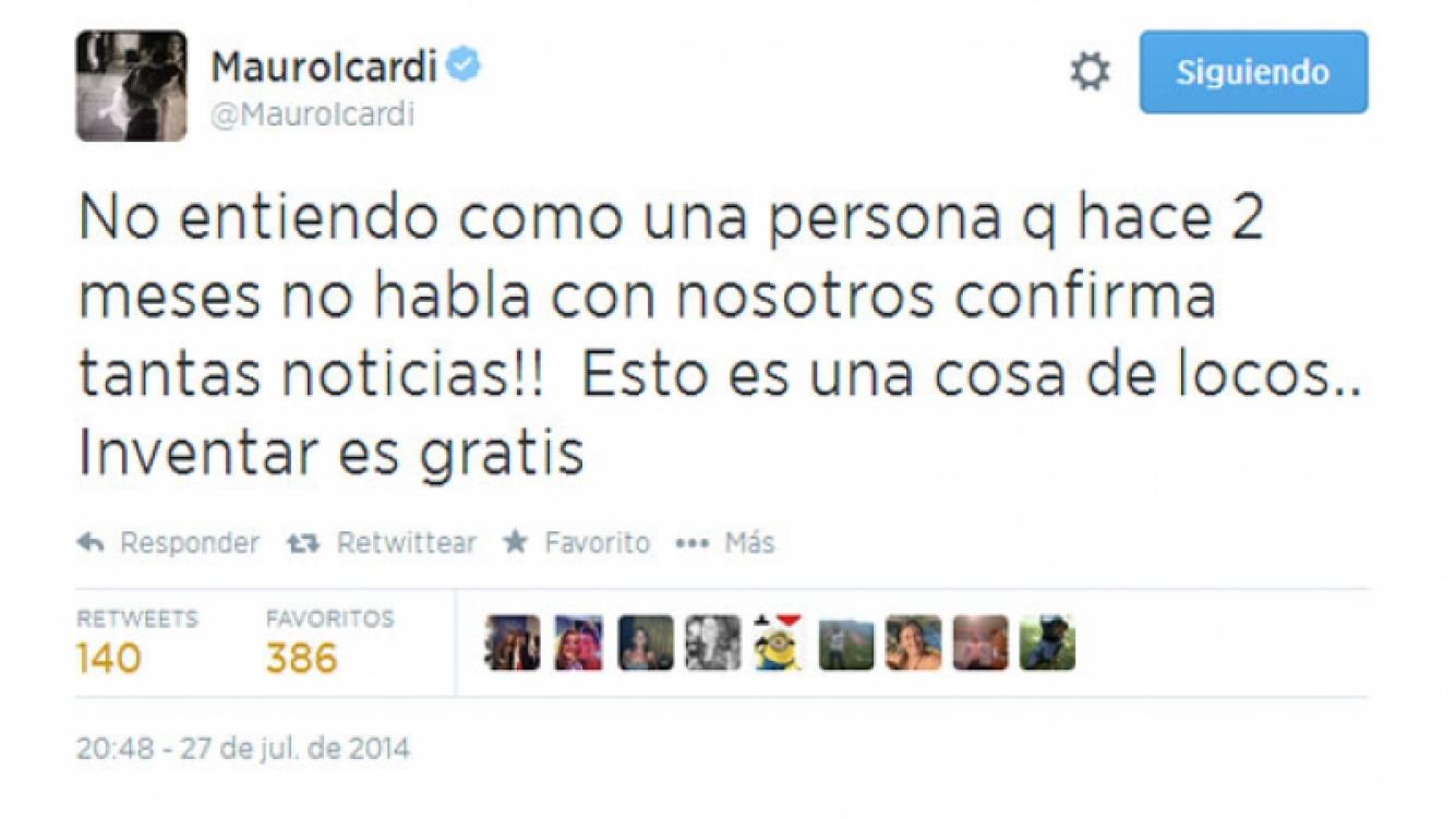 Mauro, duro contra Andrés Nara por hablar del supuesto embarazo (Fotos: Captura).