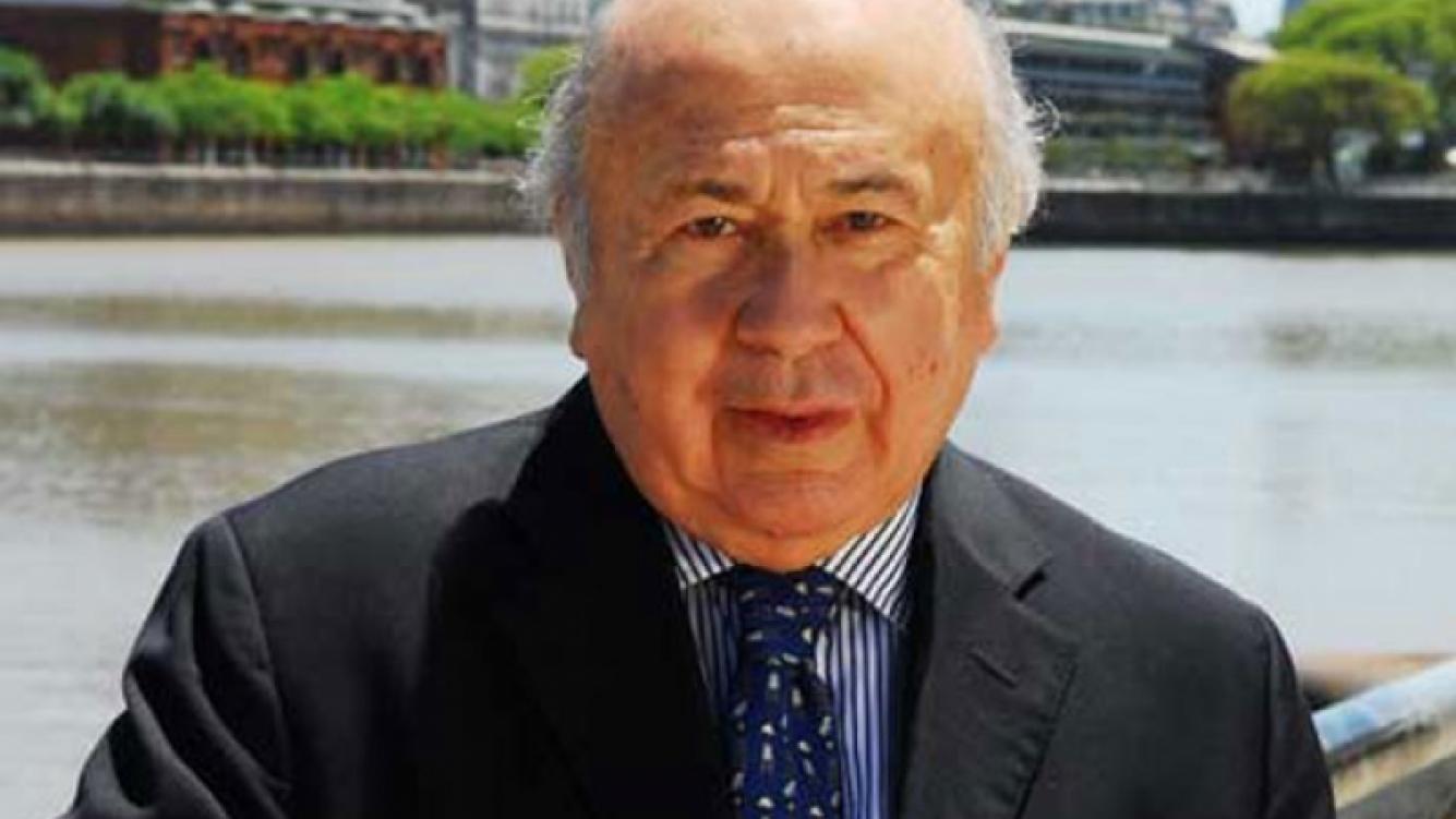 Murió Jorge Jacobson a los 78 años. (Foto: Web)