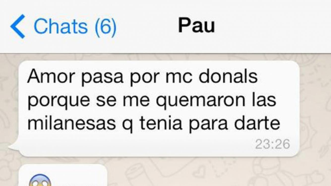 Pedro Alfonso mandó al frente a Paula Chaves. (Foto: Twitter)