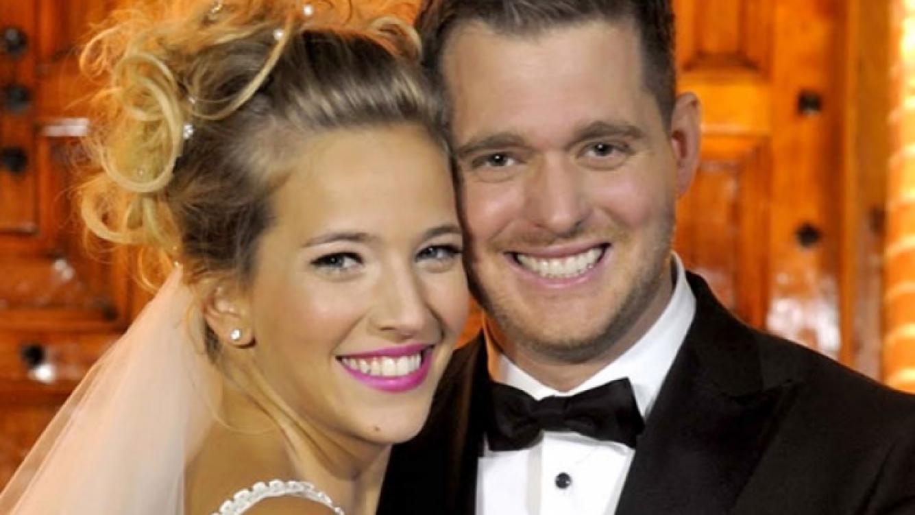La pareja favorita para los usuarios de Ciudad.com es la conformada por Luisana Lopilato y Michael Bublé. (Foto: Web)