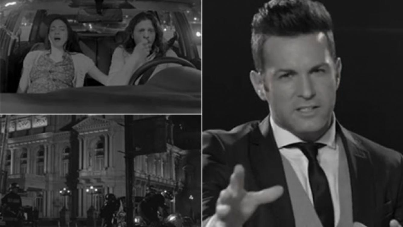 Axel presentó el videoclip de Quédate y emocionó con la historia (Foto: Web)