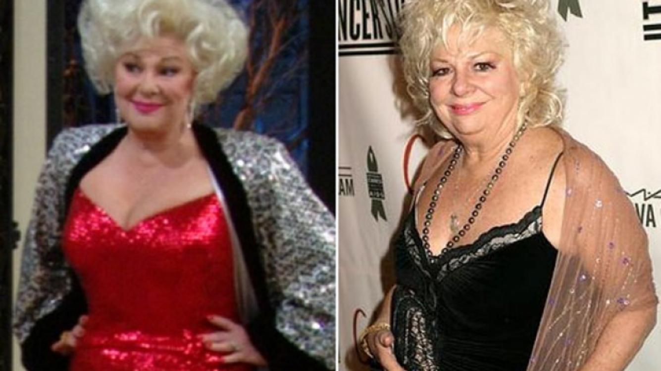 La Niñera: ¡mirá cómo está hoy la actriz que interpretó a Sylvia Fine! (Foto: Web)