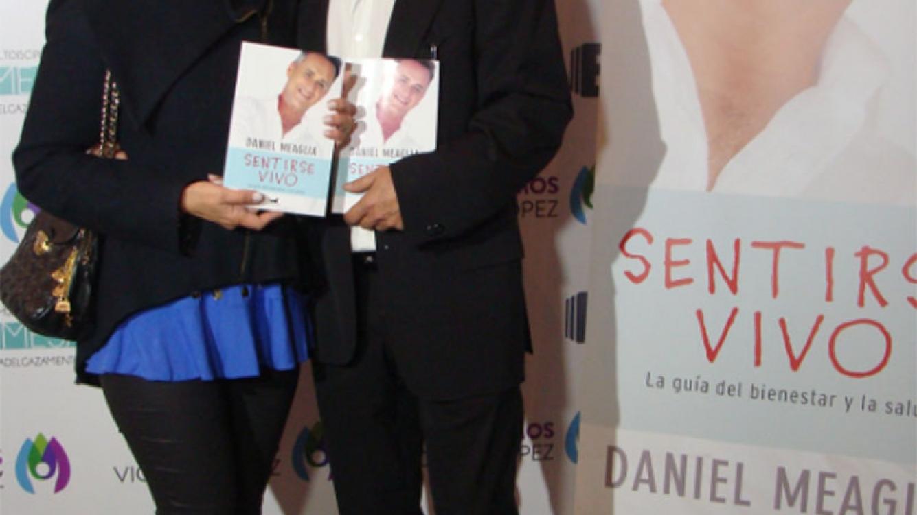 Famosos y amigos en la presentación del libro de Daniel Meaglia (Foto: Prensa, Ale Benevento)
