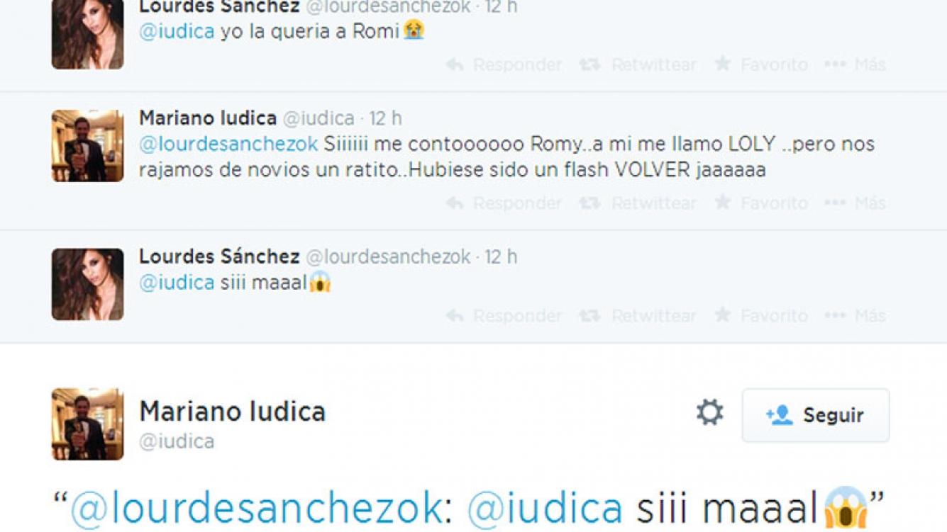 Iúdica agradeció por Twitter la convocatoria de Antoniale al Bailando ... (Foto: Twitter)