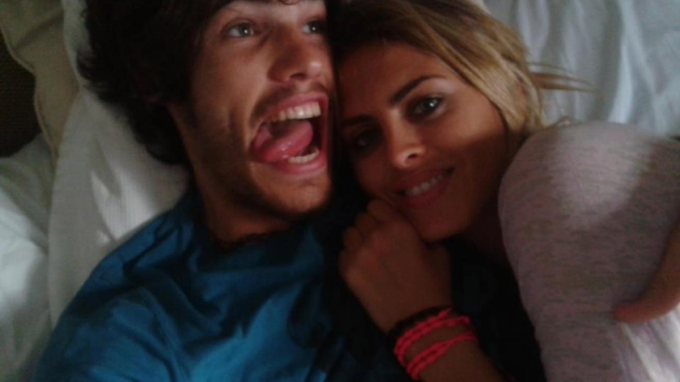 Silvina Luna y su novio Manuel Desrets. (Foto: archivo Web)
