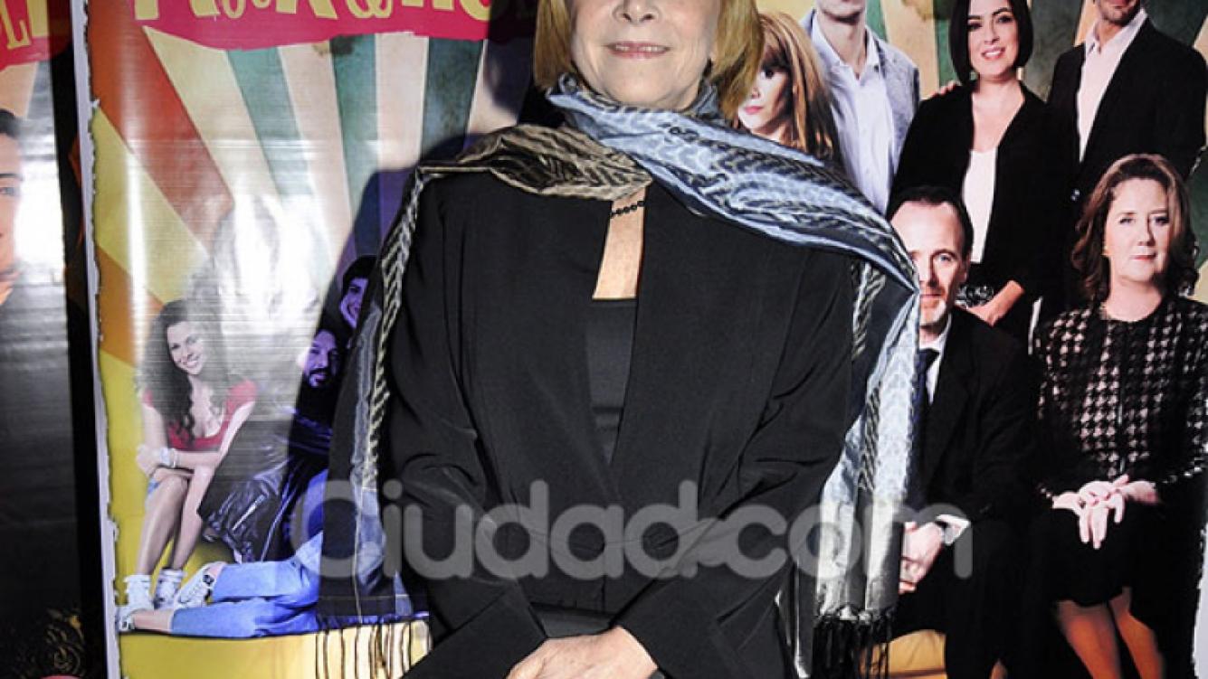 María Leal, actriz de Viudas e Hijos del Rock and Roll (Foto: Ciudad.com)