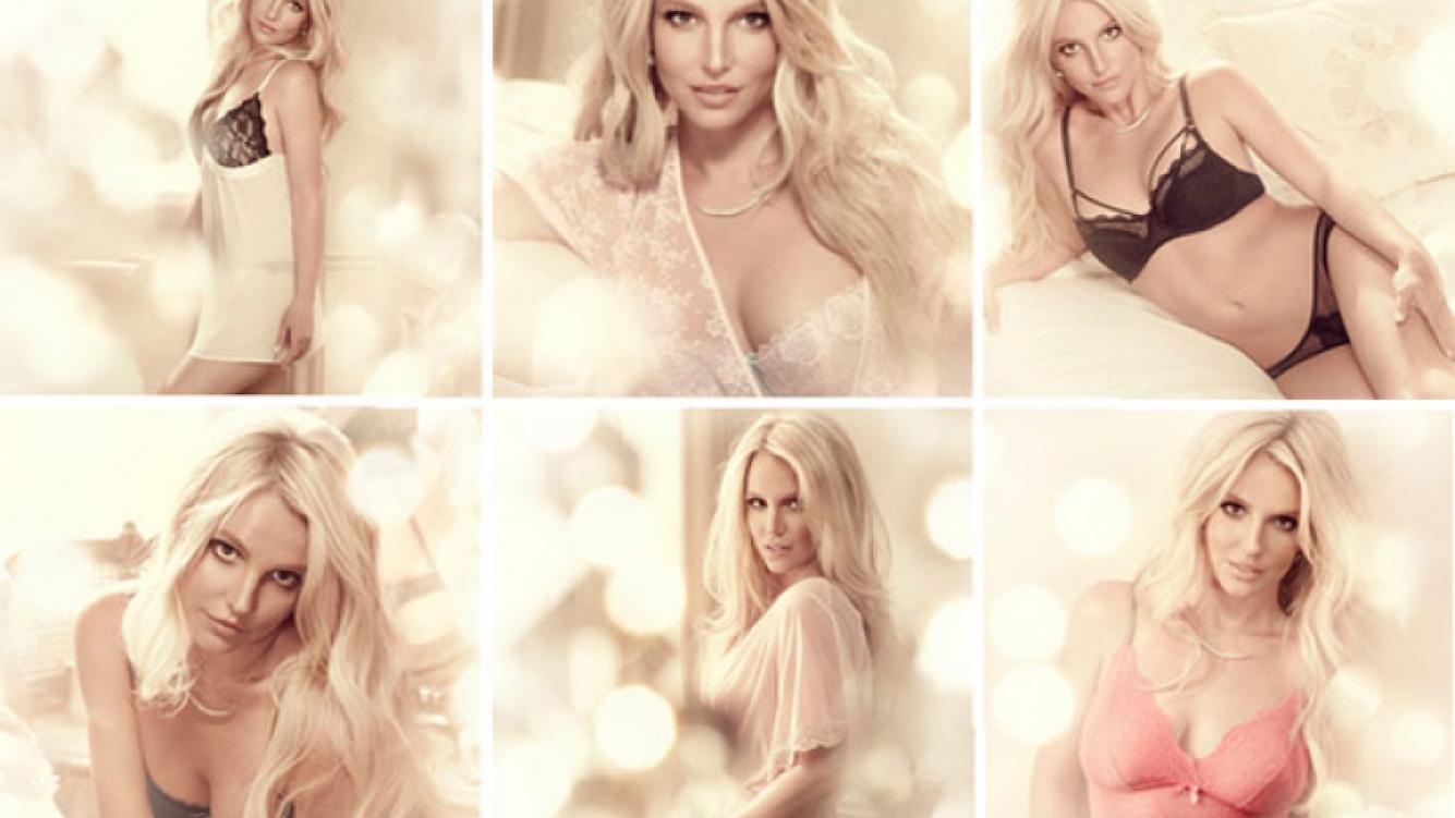Britney Spears lanzó su propia línea de lencería: video y producción fotográfica súper sexy. (Foto: The Intimate Britney Spears)