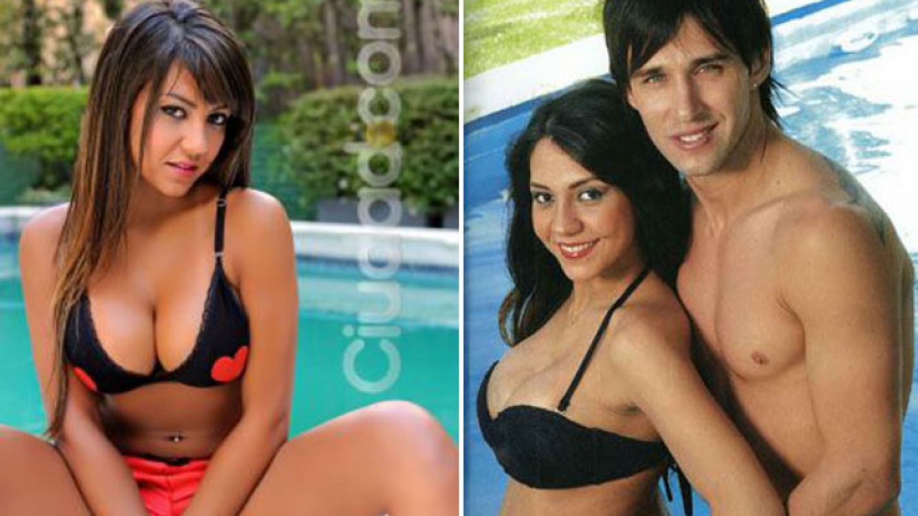 Tamara Alves y Patricio Toranzo, pareja hot. (Foto: Ciudad.com y Web)