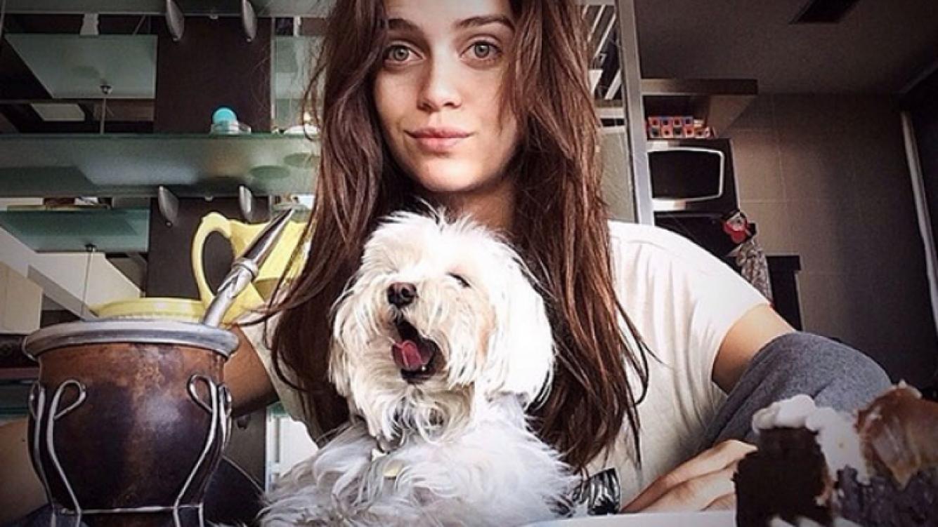 Las selfies de Zaira Nara sin maquillaje. (Foto: Instagram)