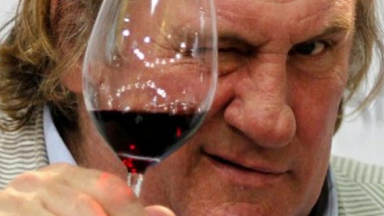 """Gerard Depardieu y una confesión inesperada: """"Bebo hasta 14 botellas de alcohol al día"""". (Foto: Web)"""