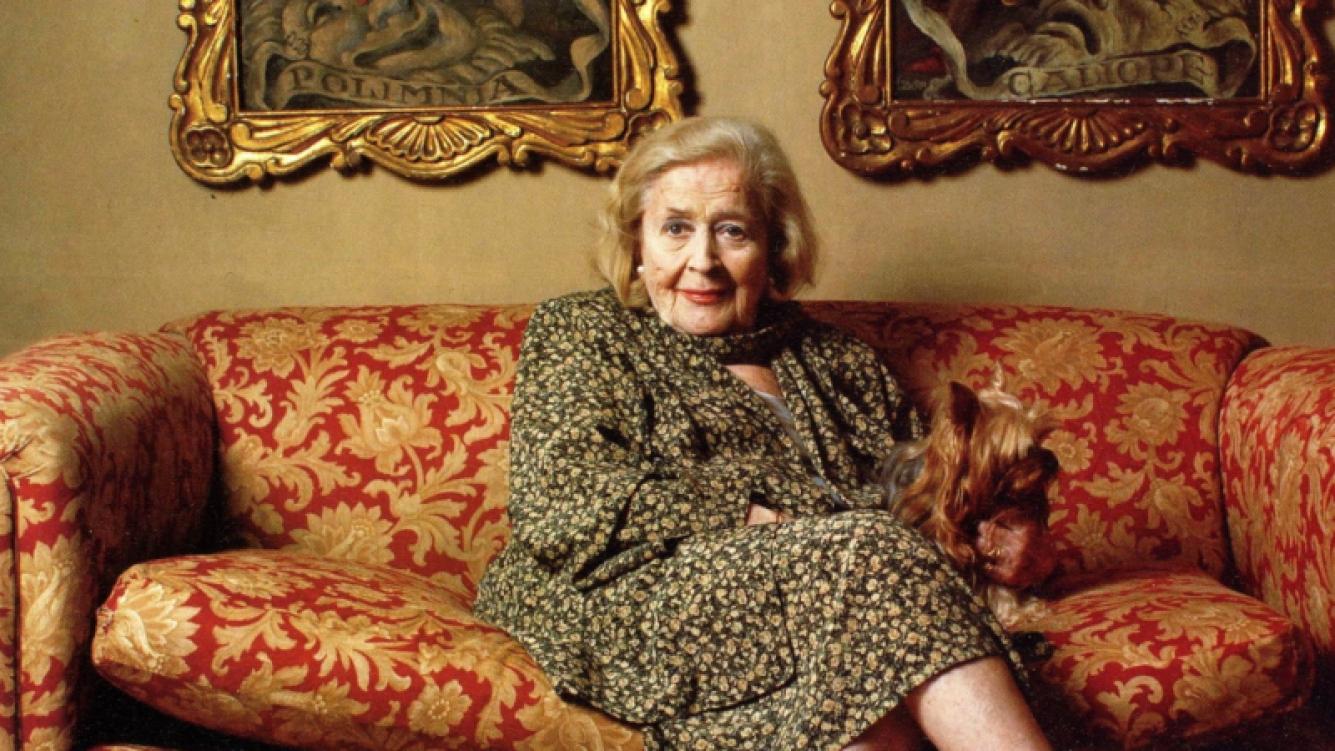 A los 92 años murió China Zorrilla. (Foto: Web)