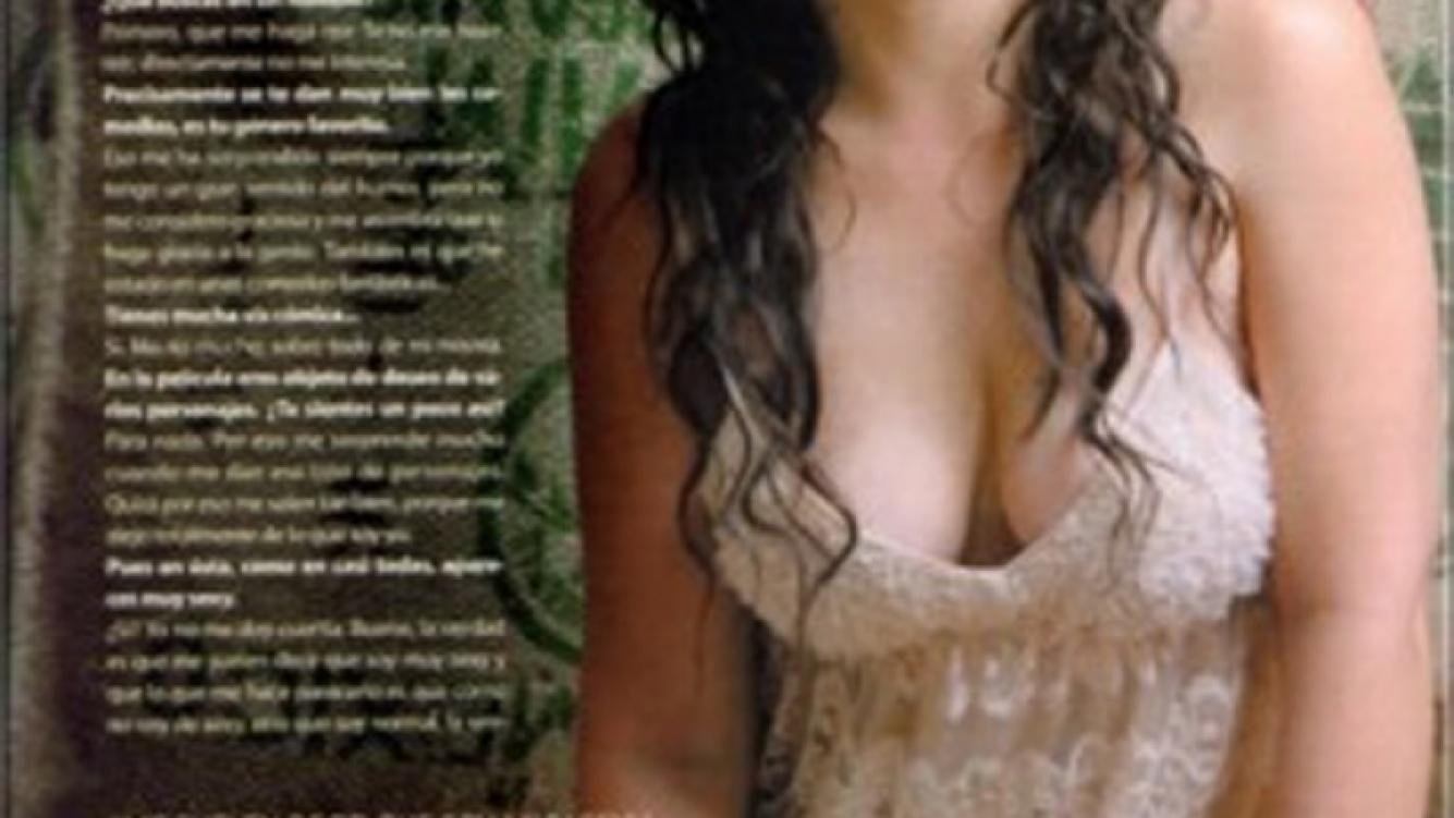 La bella actriz Natalia Verbecke (Foto: Web)