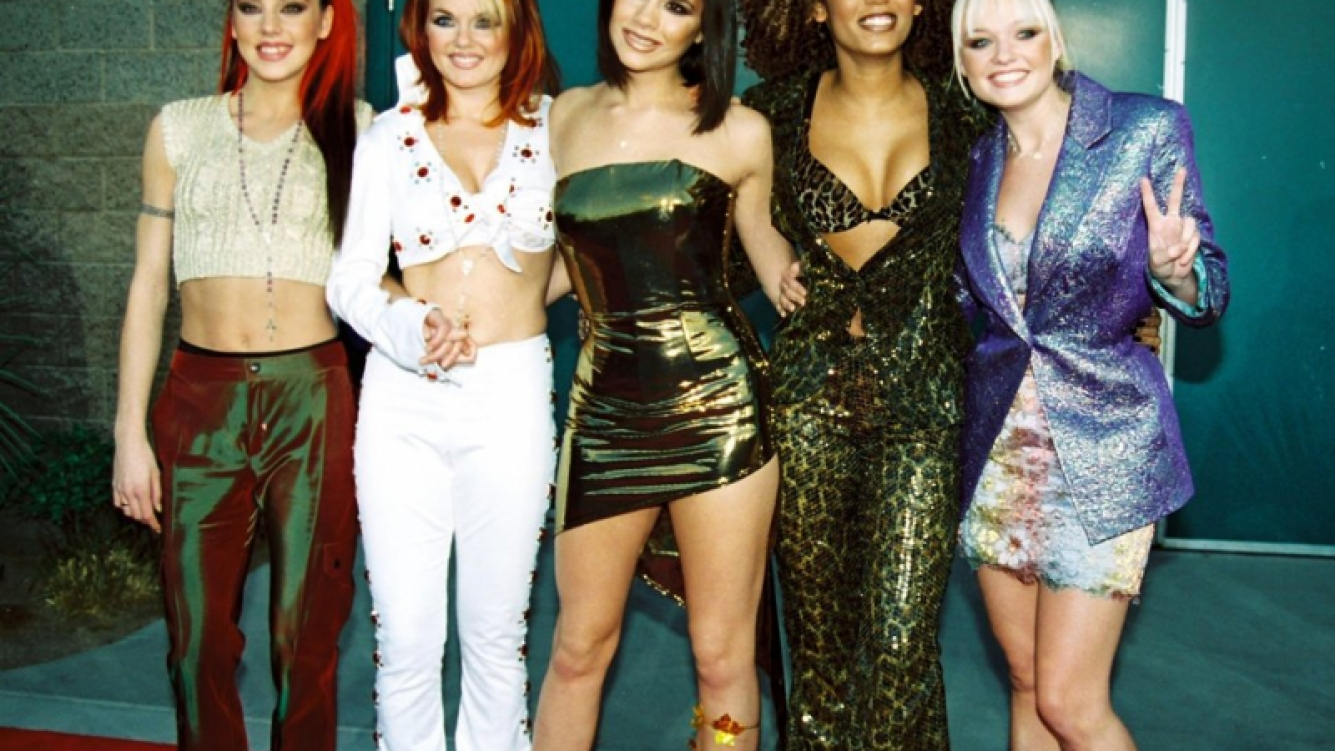 Spice Girls. (Foto: archivo)
