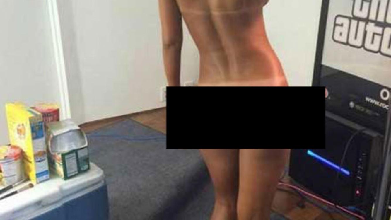 Filtran fotos prohibidas de Rihanna: ¡escándalo! (Fotos: Web).