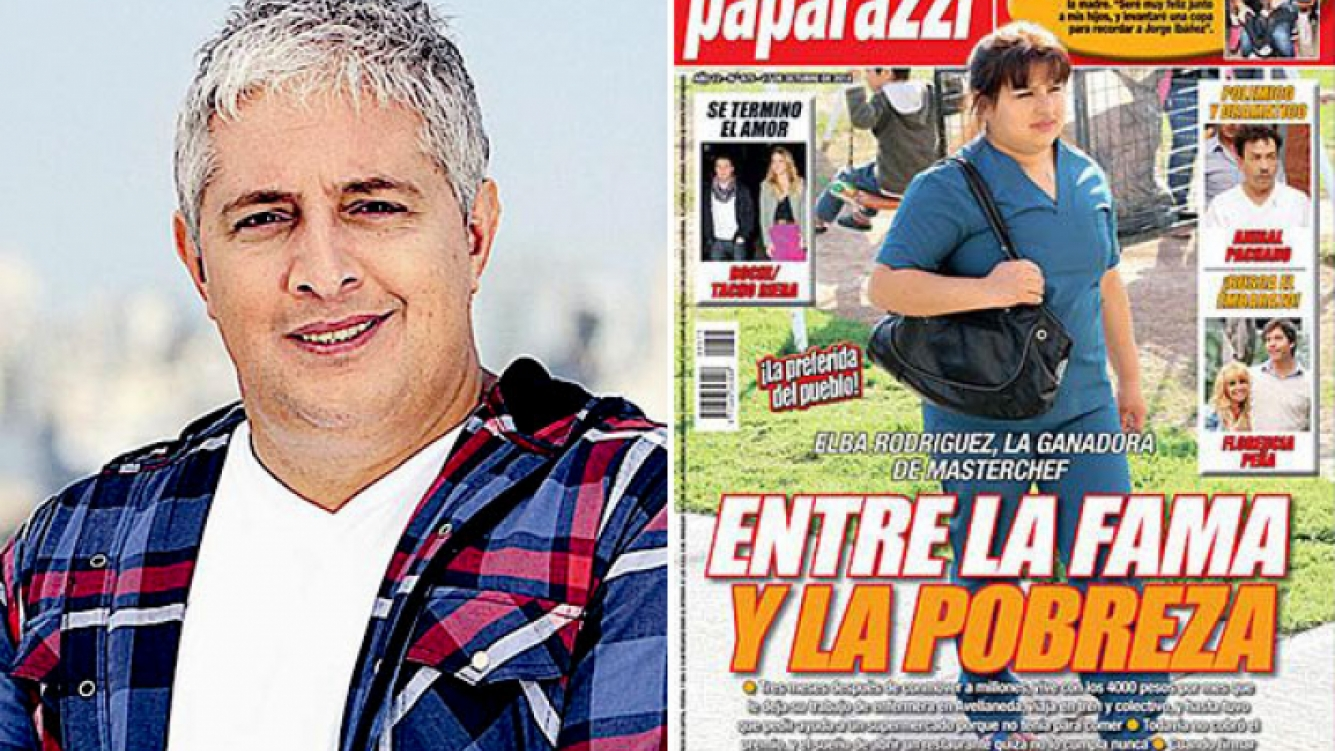 Mariano Peluffo habló de la escandalosa tapa de Paparazzi. (Foto: Web)