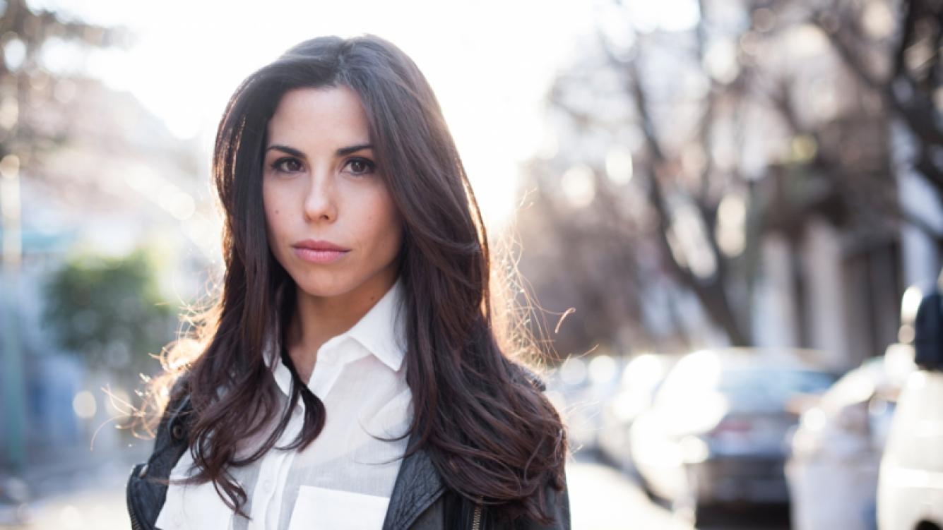 Florencia Prada, la hija del Chato, debuta en cine.