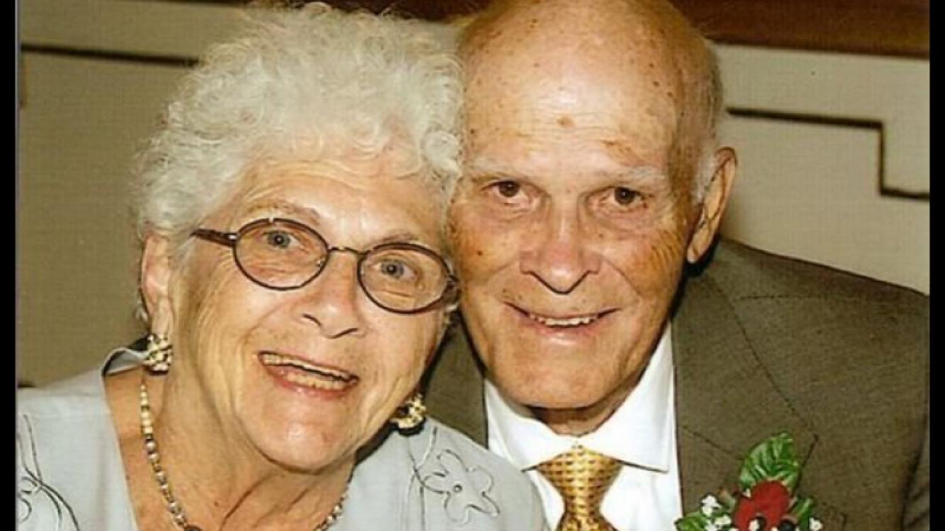 Helen y Joe Auer. (Fuente: Web)