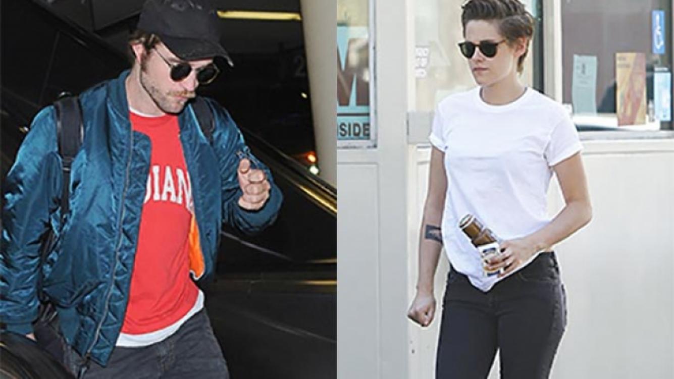 Robert Pattinson y Kristen Stewart, ¿separados? (Fotos: Grosby Group)