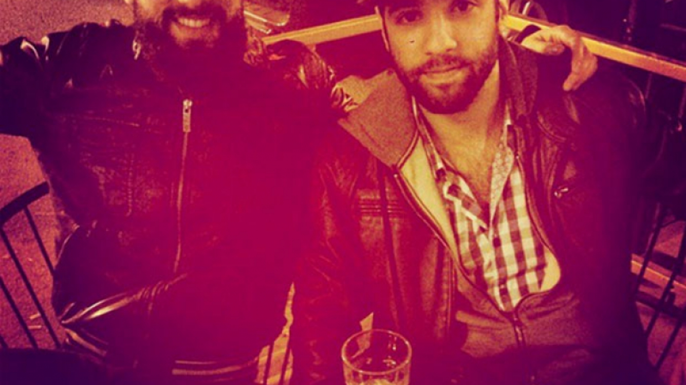 Alejandro, el novio de Alessandra Martin. (Foto: Instagram)
