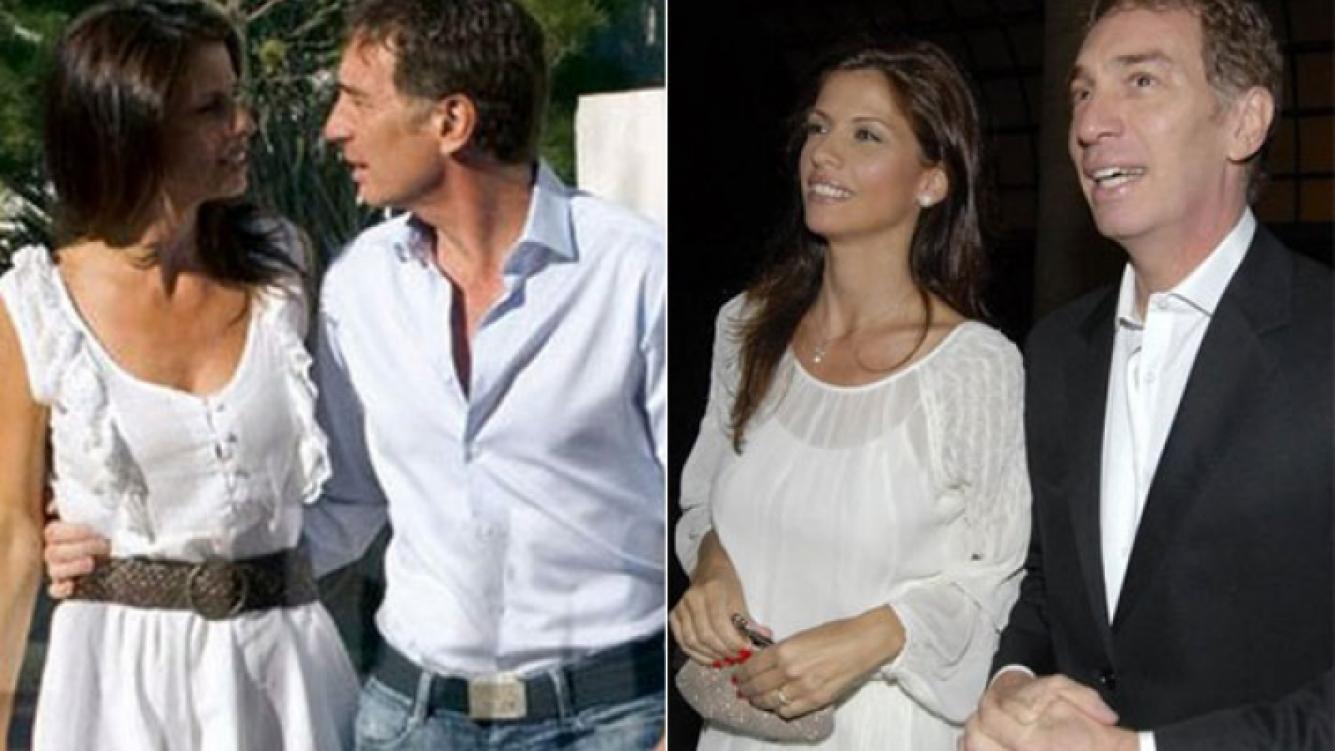 Analía Maiorana habló de su casamiento con Diego Santilli (Foto: Web)