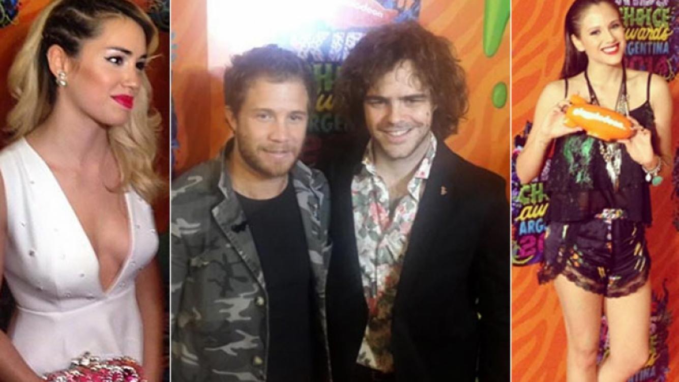 Kids' Choice Awards Argentina 2014 (Foto: Twitter)