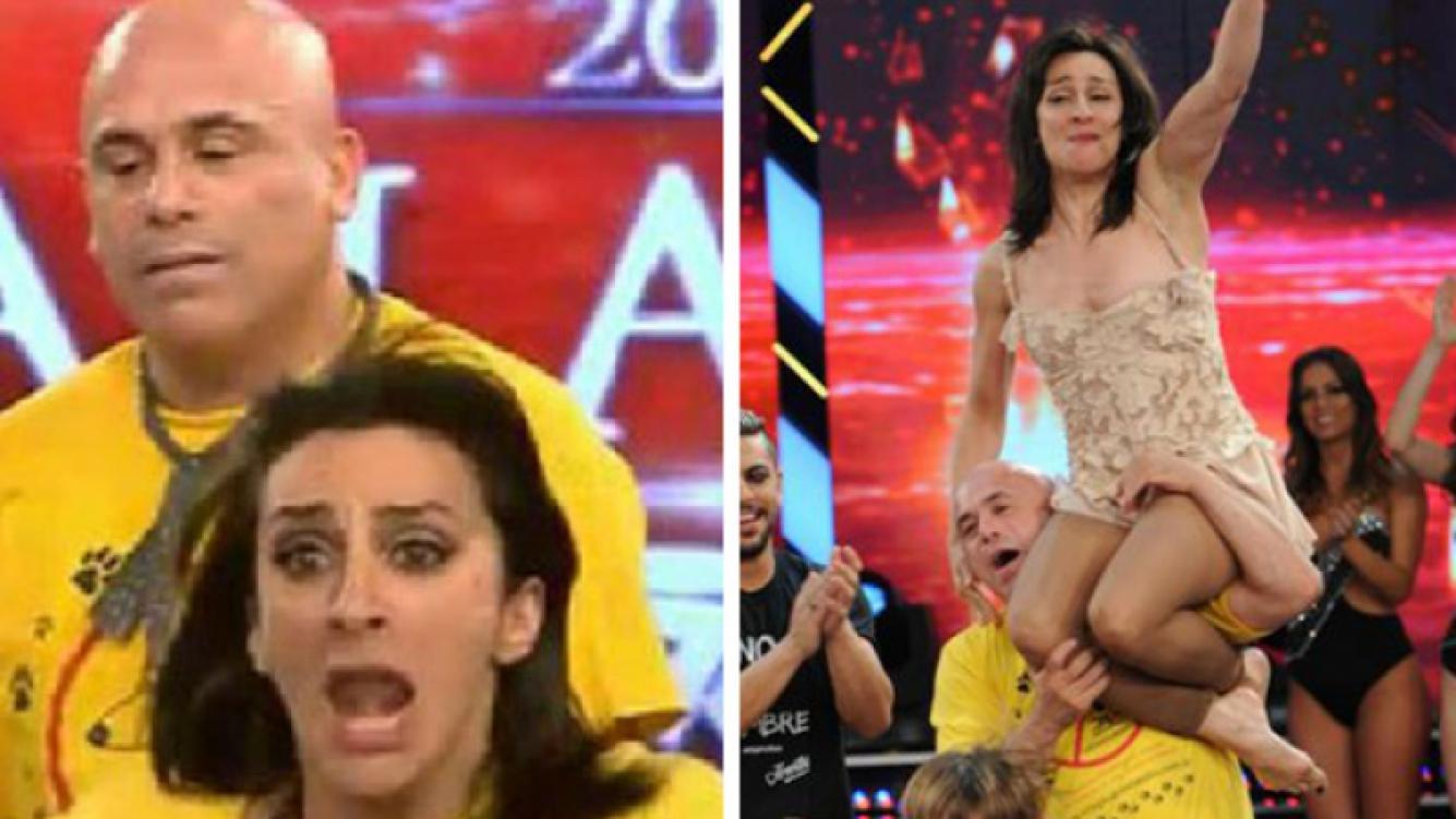 Anita y El Bicho, la revelación de la final del Bailando: los dos secretos de su éxito.